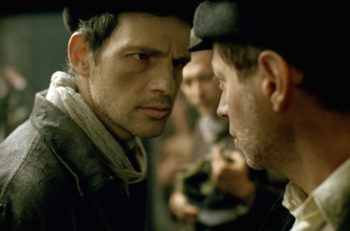 "Géza Röhrig as Saul in ""Son of Saul."" (Courtesy of Sony Pictures Classics)"