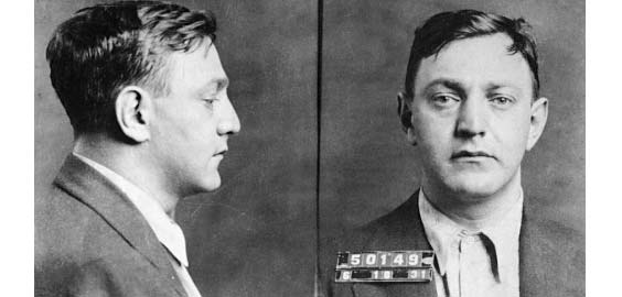 Dutch Schultz, Ruthless Jewish Mobster of the Bronx