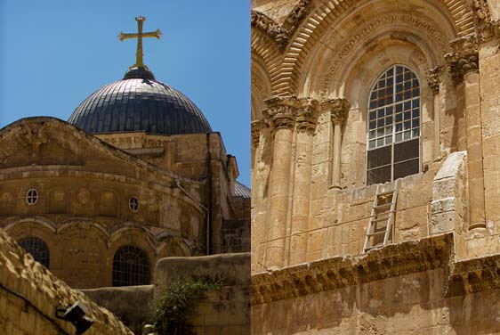 The 260-Year-Old Church Ladder That Shows Just How Much Jews and Christians Have in Common