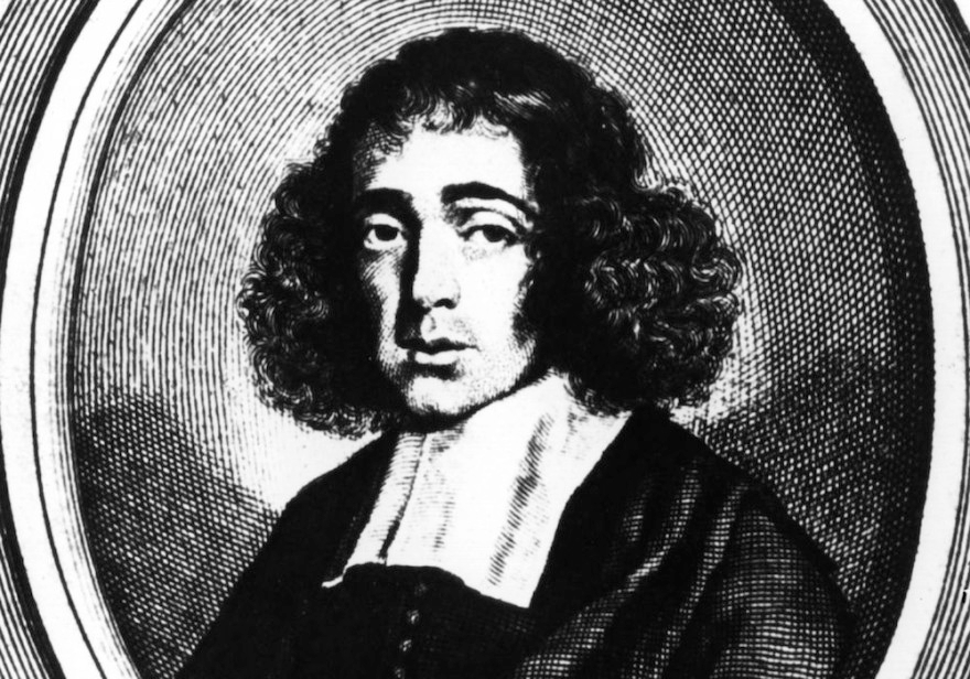 Circa 1660, Dutch philosopher Baruch De Spinoza. (Hulton Archive/Getty Images)