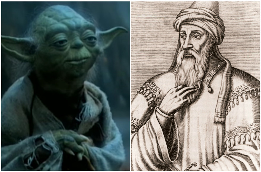 Star Wars' Yoda Or Jewish Sage Who Said These Quotes Jewish Stunning Quotes Yoda