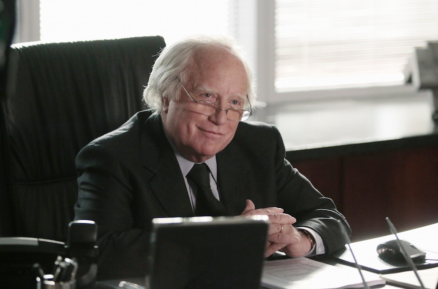 "Richard Dreyfuss as Bernie Madoff in the upcoming ABC miniseries ""Madoff."" (Giovanni Rufino/ABC via Getty Images)"