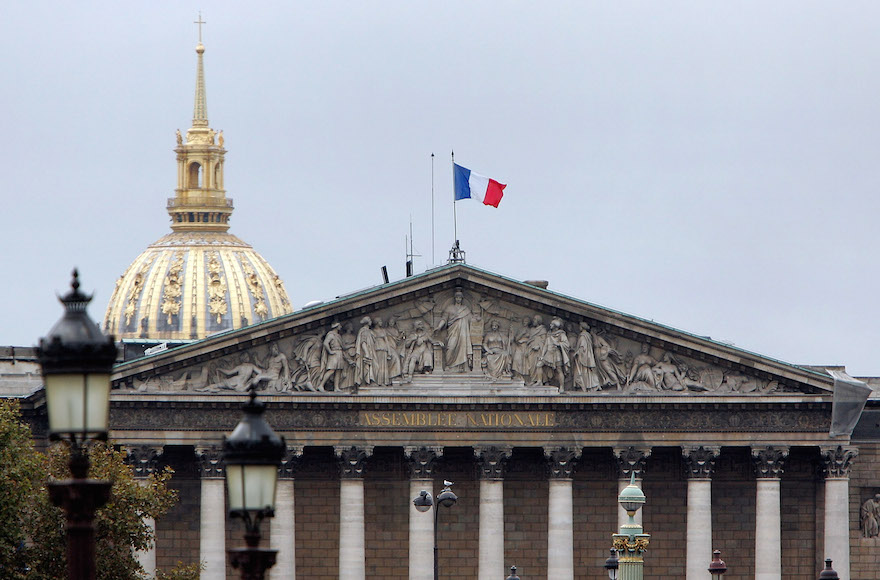 The National Assembly in Paris, France, Nov. 3, 2011 (Franck Prevel/Getty Images)