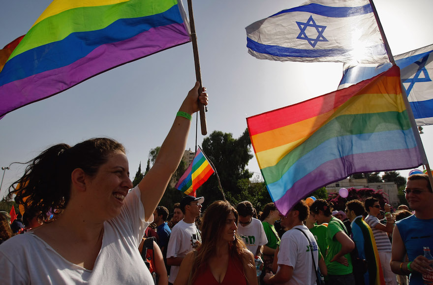 from Salvatore gays in jerusalem