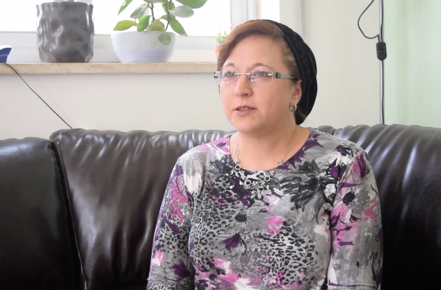 Adina Porat secured a religious divorce on Jan. 7 after an 8-year struggle. (YouTube screenshot)
