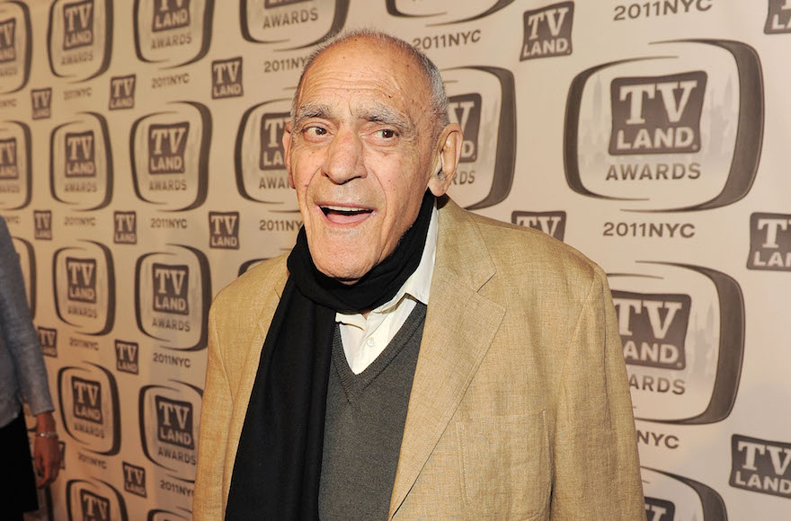 Age Vigoda attending the 9th Annual TV Land Awards at the Javits Center in New York City, April 10, 2011. (Larry Busacca/Getty Images)