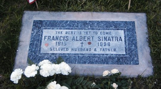 Why Sinatra's Body Was Hidden in a Jewish Funeral Home