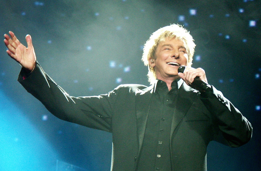 Barry Manilow musical 'Harmony' to have NY debut at Jewish museum