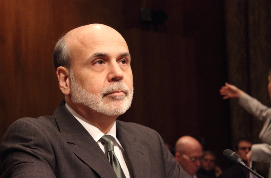Ben Bernanke in 2011. (Shirley Li/Flickr Commons)