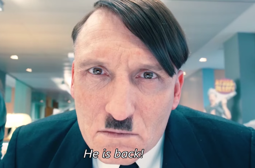 watch hitler comedy �look who�s back� coming to netflix