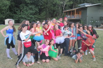 URJ Camp Newman is nearing the end of a $30-million overhaul. Though the facilities may have been spruced up, the 'ruach' and camaraderie remains the same. (Courtesy of Camp Newman)