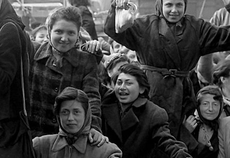 Watch Holocaust Survivors Find Themselves in Incredible Archival Footage