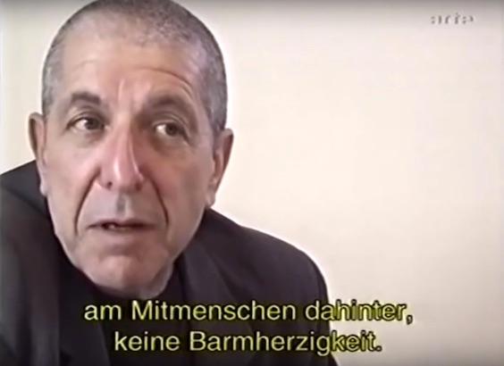 When Leonard Cohen Was a Buddhist Monk - Jewish Telegraphic