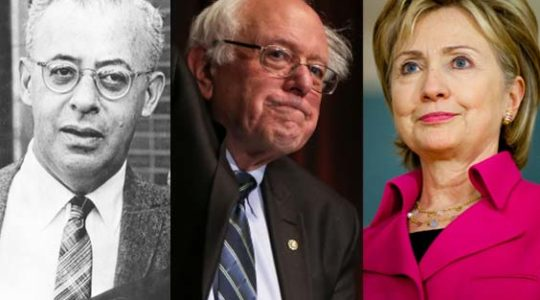 The Radical Jew Behind Hillary Clinton AND Bernie Sanders
