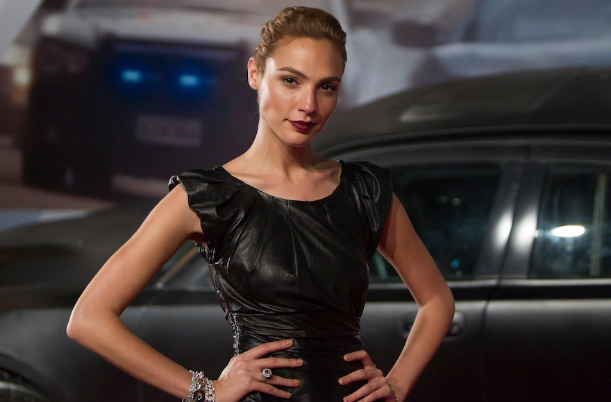 "Gal Gadot posing for photographers during the premiere of the movie ""Fast and Furious 5"" at Cinepolis Lagoon in Rio de Janeiro, Brazil, April 15, 2011. (Buda Mendes/LatinContent/Getty Images)"