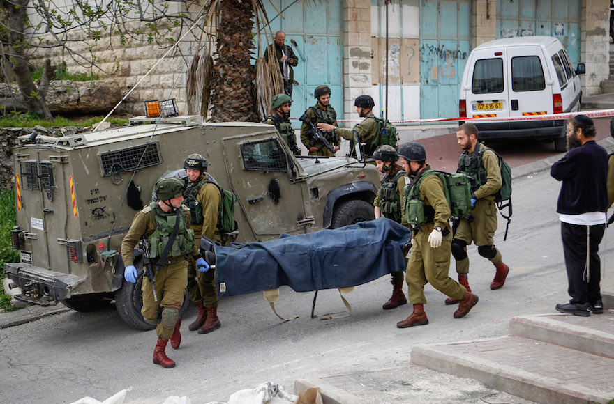New Video Of Hebron Shooting Suggests Israelis Thought