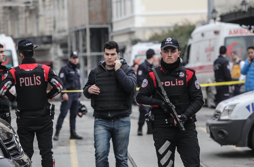 JTA: Israel raises Turkey terror threat assessment, tells citizens