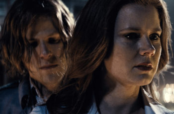 "Jesse Eisenberg as Lex Luthor and Amy Adams as Lois Lane in ""Batman v. Superman: Dawn of Justice."" (Courtesy of Warner Bros. Pictures/DC Comics)"