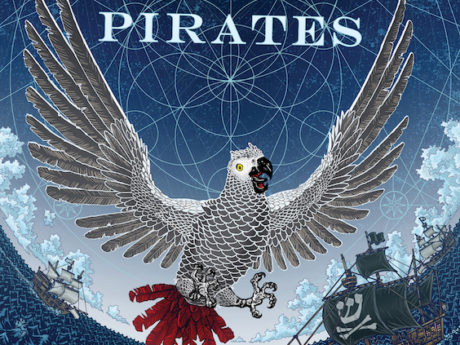 A Yiddish-Speaking Parrot and the Pirates Who Love Him