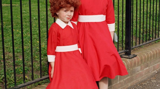 Quirky, Gorgeous Pics of London Kids in Purim Costumes