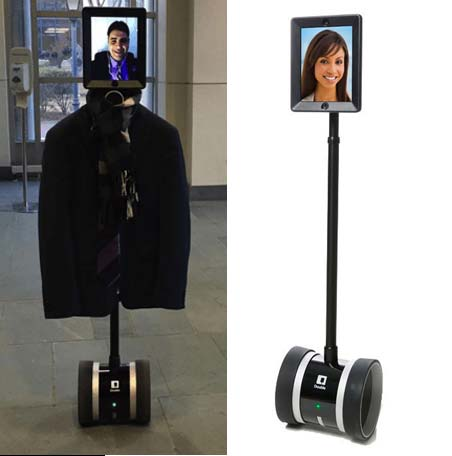 This Robot With an iPad Head Is the New Face of Israel Activism