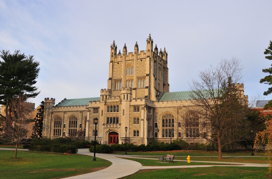Thompson Memorial Library at Vassar College in Poughkeepsie, N.Y. (Jim Mills/Wikimedia Commons)