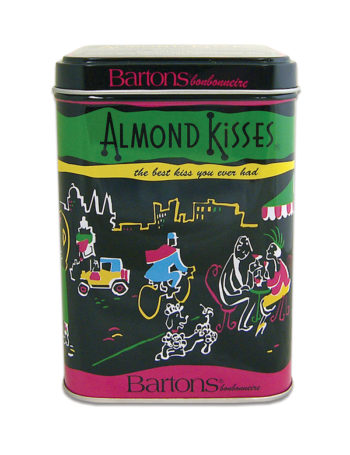 Barton's almond kisses (Barton's)