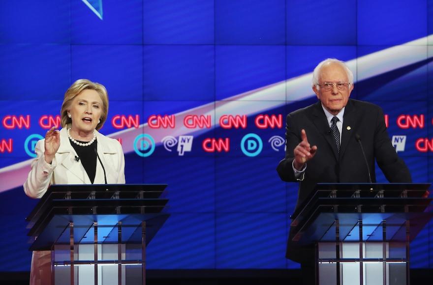 Brooklyn Brawl: Bernie's magic wand vs. Hillary's iron fist