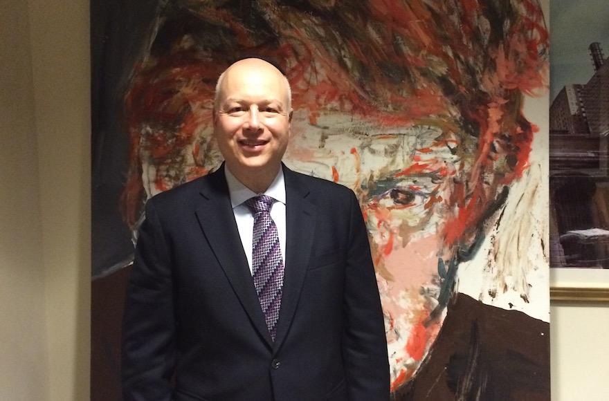 Jason Dov Greenblatt-portrait
