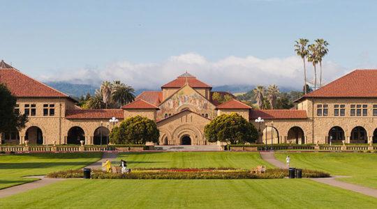 Stanford Quadrangle