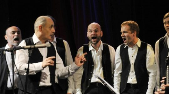 The Most Jewish Goyish Choir Leader in Europe