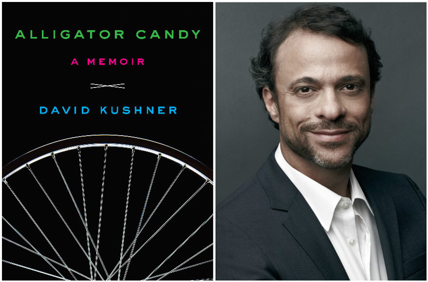 """Alligator Candy: A Memoir"" by David Kushner (Gasper Tringale/Simon & Schuster)"