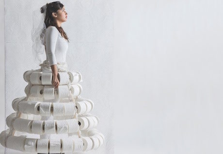 Love, Marriage and Toilet Paper: Israel's Wedding Doll