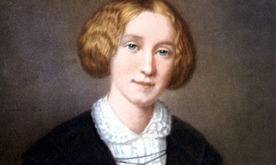 Why This Israeli Independence Day We're Thinking of British Novelist George Eliot