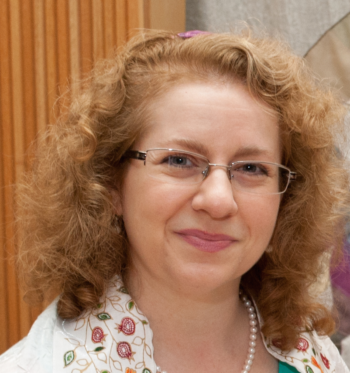 Rabbi Mary Zamore is executive director of the Women's Rabbinic Network of the Central Conference of American Rabbis. (Courtesy of Rabbi Mary Zamore)