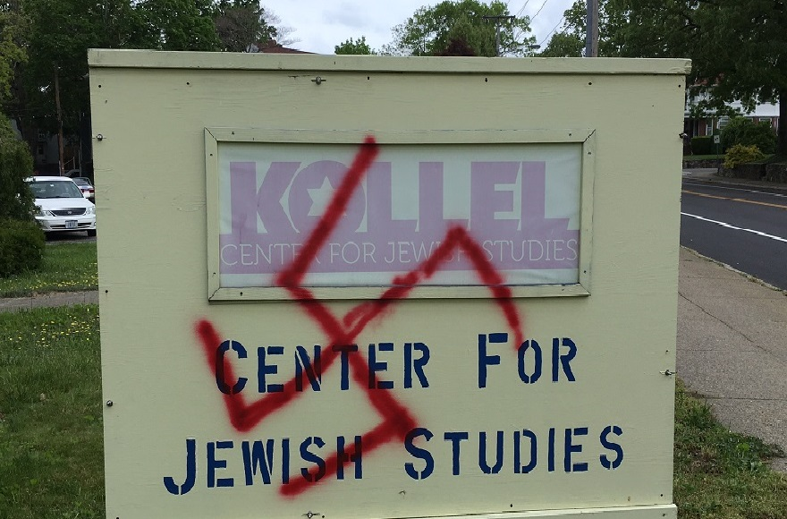Vandalism at 3 New England synagogues aims to intimidate community ...