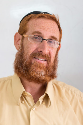 Yehuda Glick in 2014. (Wikimedia Commons)