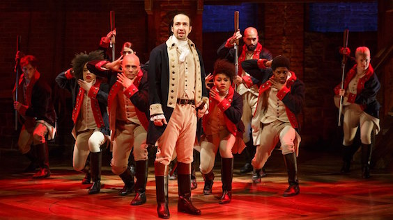 """Hamilton"" Fans Have This Jewish Biographer To Thank"