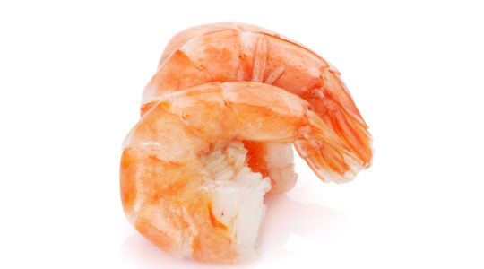 This Just In: Kosher Vegan Shrimp!
