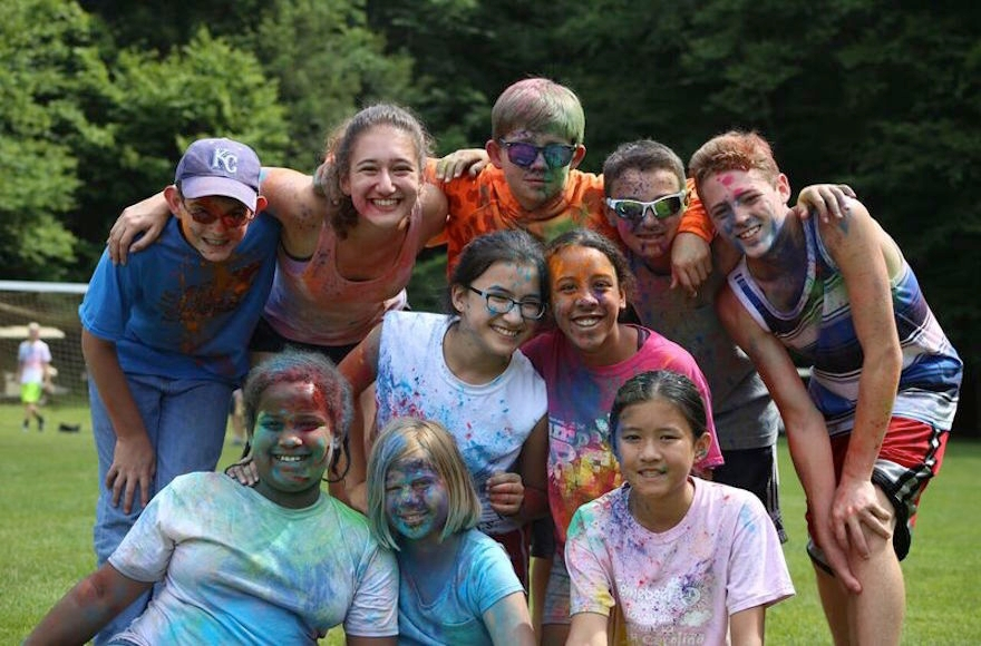 orthodox jewish summer camps