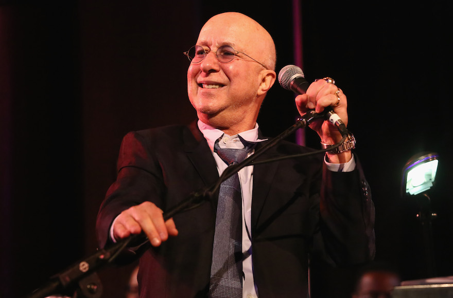 Paul Shaffer performing at The Concert Hall at the New York Society For Ethical Culture in New York City, Nov. 11, 2015. (Astrid Stawiarz/Getty Images for Stand For the Troops)