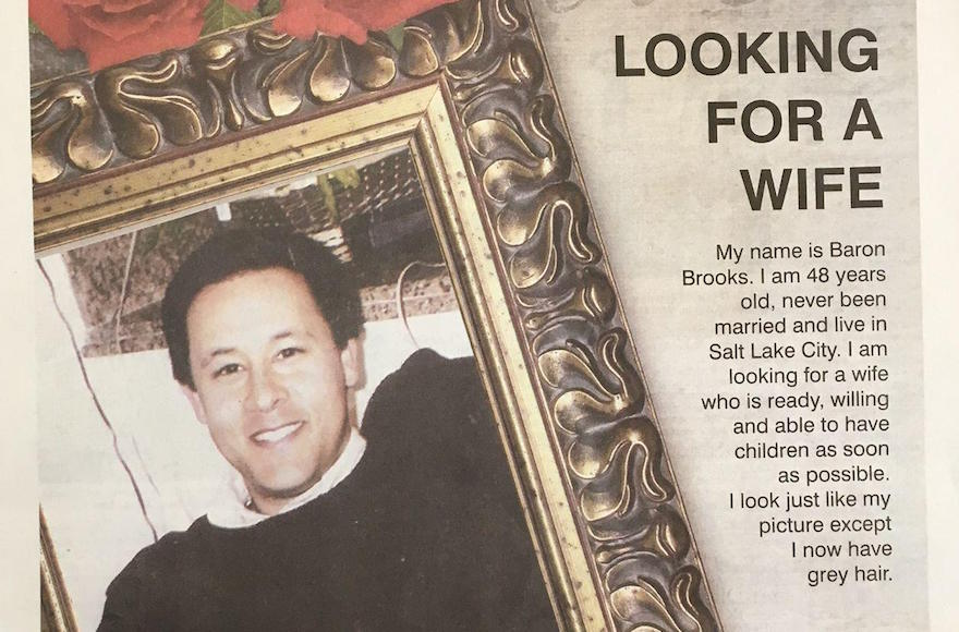 from Collin dating newspaper ads