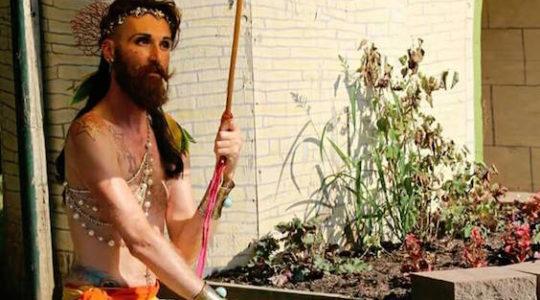 The Great Jewish Merman Named Tikva