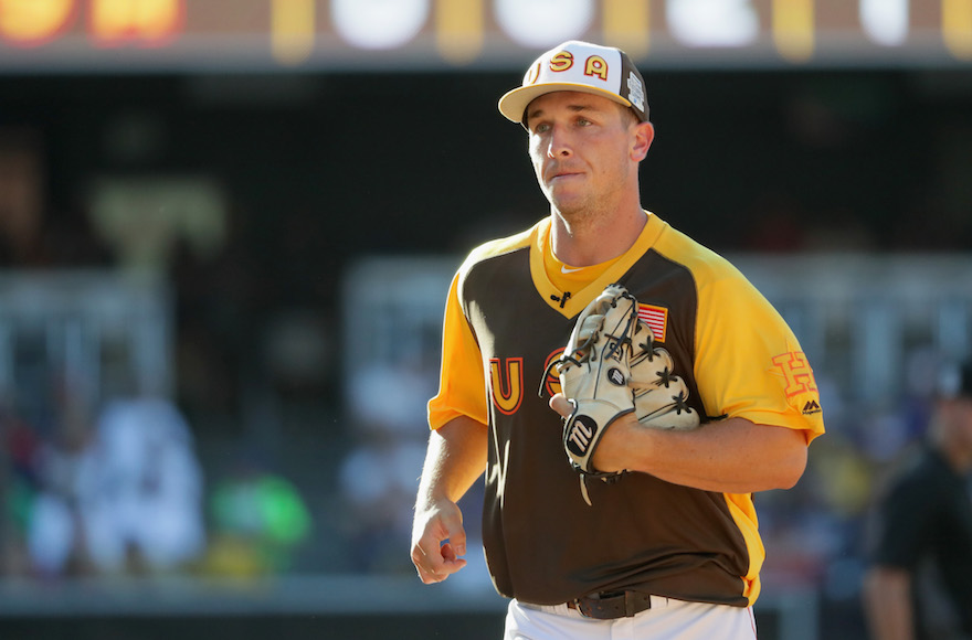 Highly touted baseball prospect Alex Bregman to make MLB ...