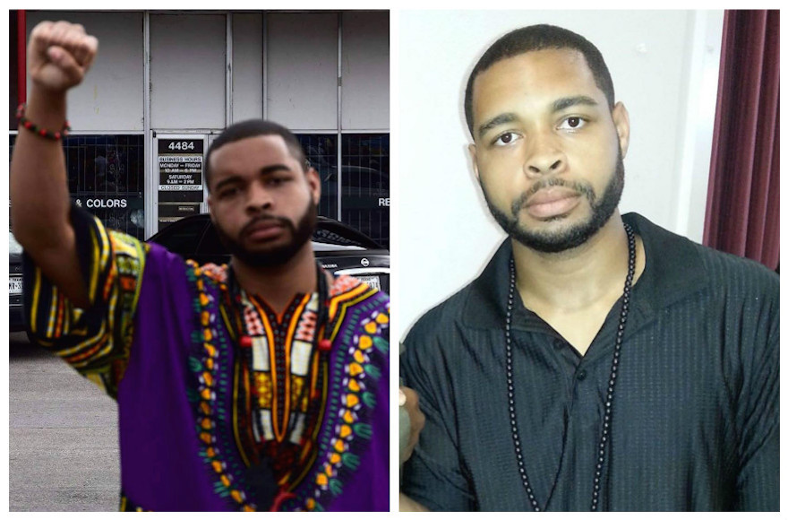 The Dallas Shooter Wanted To Stay In This Anti Semitic Black