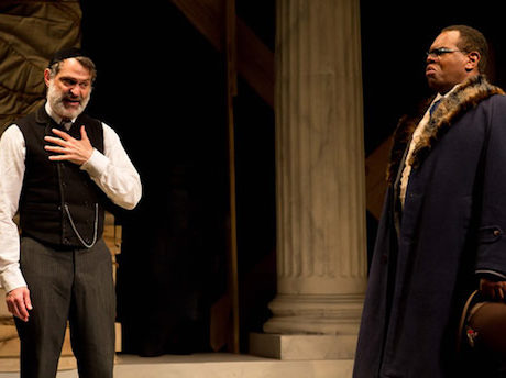 """""""The Merchant of Venice"""" Goes Jewish and Black, in 1870s D.C."""