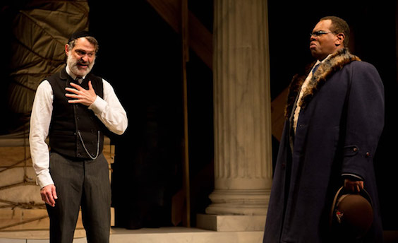"""The Merchant of Venice"" Goes Jewish and Black, in 1870s D.C."