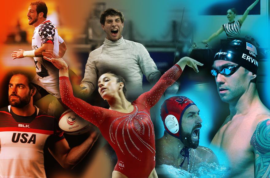 294af0b8193 2016 Olympics  7 Jewish American Olympians to watch in Rio - Jewish ...