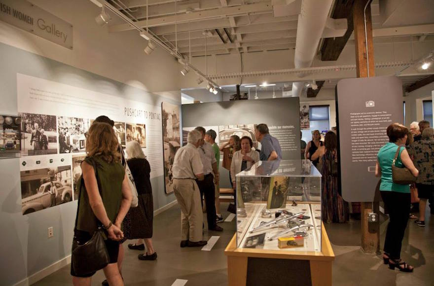The Oregon Jewish Museum And Center For Holocaust Education Which Has Held Exhibits At Various