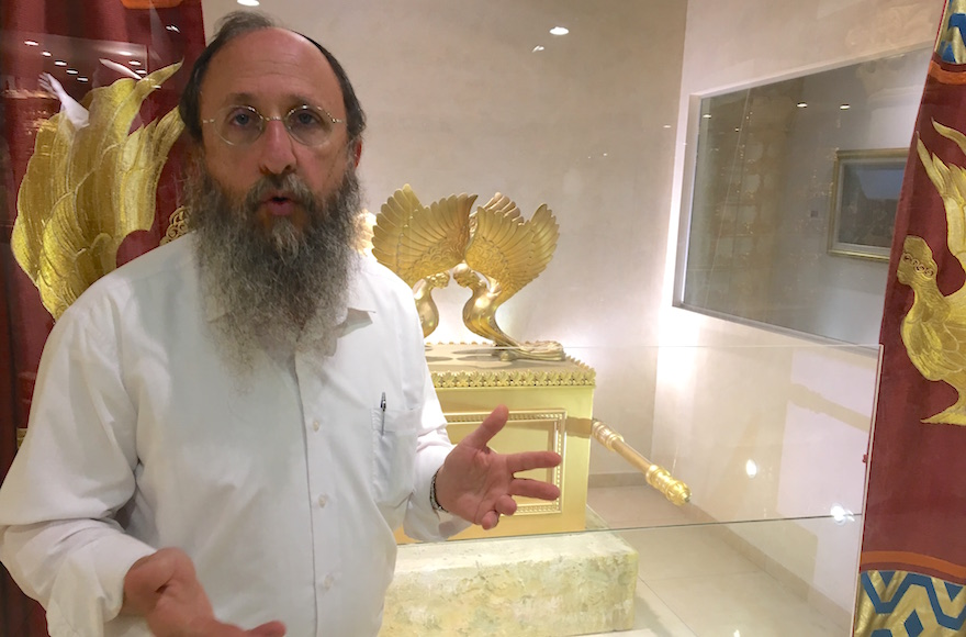 The Third Jewish Temple Is Coming To Your Facebook Feed